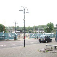 Carpenders Park Station Approach (2)   Susan Waller