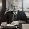 Mr L W Stewart - Headmaster  - Clarendon School    1954 - 1966