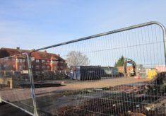 Demolition of Bridlington Road Car Park and Garages