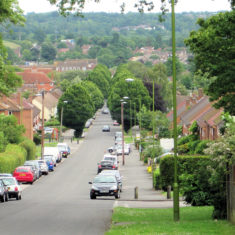 Oxhey Drive. South Oxhey