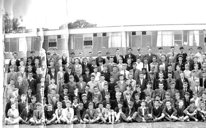 Clarendon School - 1957 - Part 1