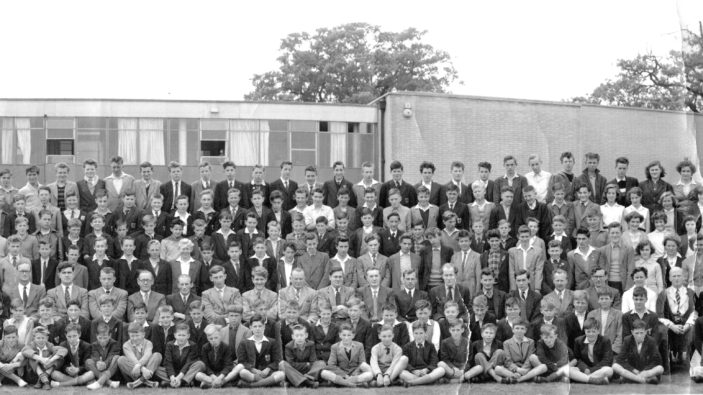 Clarendon School - 1957 - Part 2