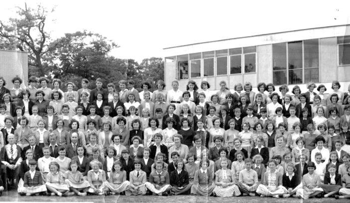 Clarendon School - 1957 - Part 3