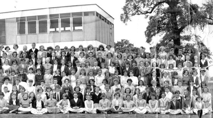 Clarendon School - 1957 - Part 4