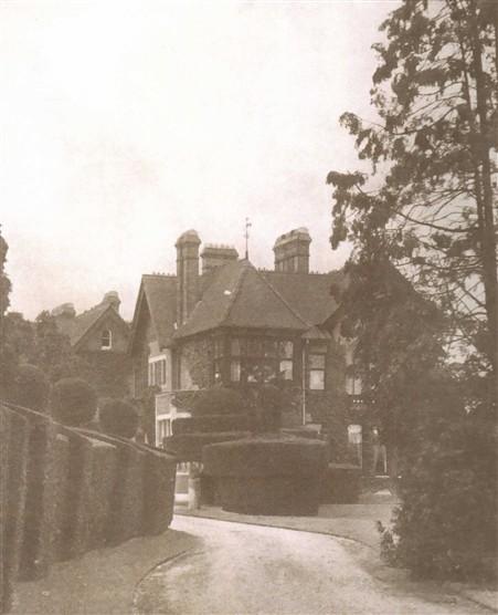Oxhey Grange