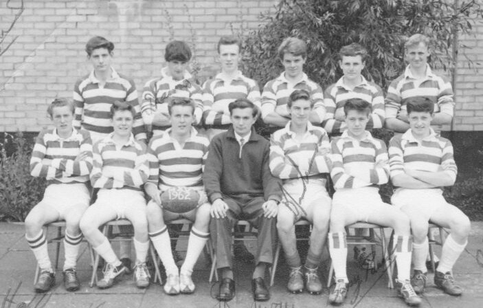 1st XV Rugby Team 1962
