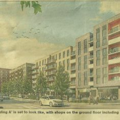 This Artists Impression Courtesy of Developers -  Published In Watford Observer