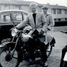 1950's in Leven Close