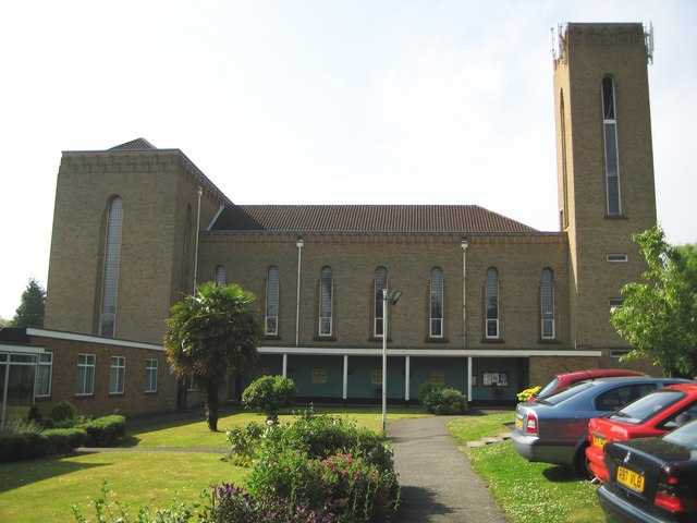 St Joseph's Catholic Church | © Copyright Nigel Cox and licensed for reuse under this Creative Commons Licence