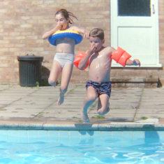 Diving in | Joanne Neville