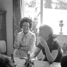 Carpenders Park Women's meeting 1972   By Sarge-Jack