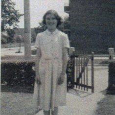 Age 13-Front Garden - Gosforth Lane