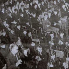 Clarendon School  -  Mr Roger Elliott 1922 - 1971