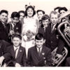 Clarendon School Brass Band 1957/8