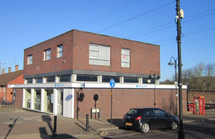 Barclays Bank - Prestwick Road