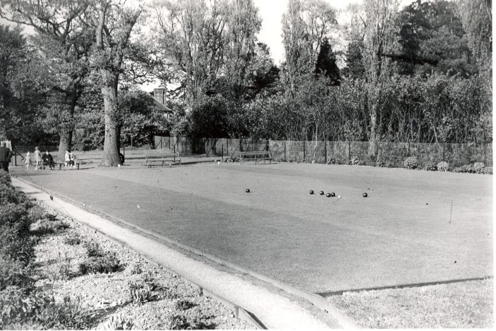 Oxhey Bowling Club | Photograph Courtesy of Watford Library