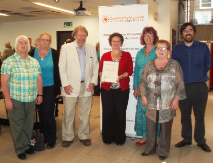 Our Oxhey Group at CAHG Conference 2012 | by Beverley Small