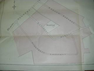 Plan on Conveyance 1933   Hertfordshire Archives & Local Studies