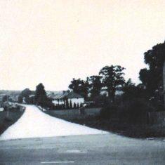 Cottage No 1 Carpenders Avenue - Looking towards No 21 - 1940's | Arthur Hall