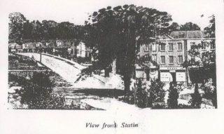 Carpenders Ave 1944-45