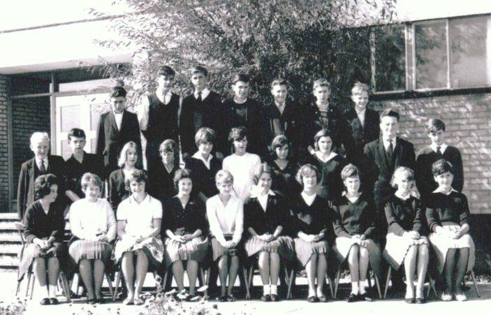Clarendon School - Approx. 1960