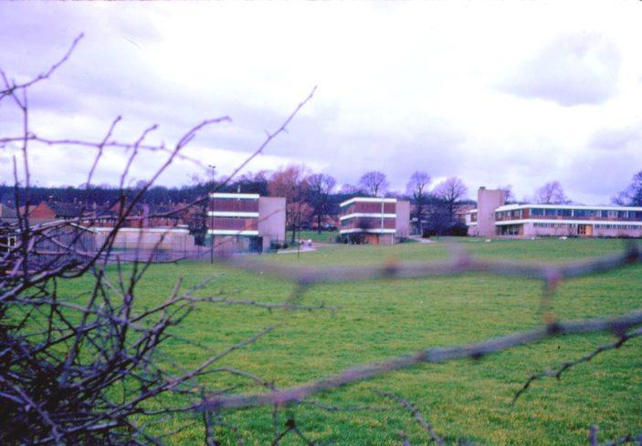 Ascham, Capel and Carpender  Blocks and Clarendon Building