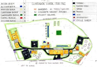 A New Book on the History of Clarendon School