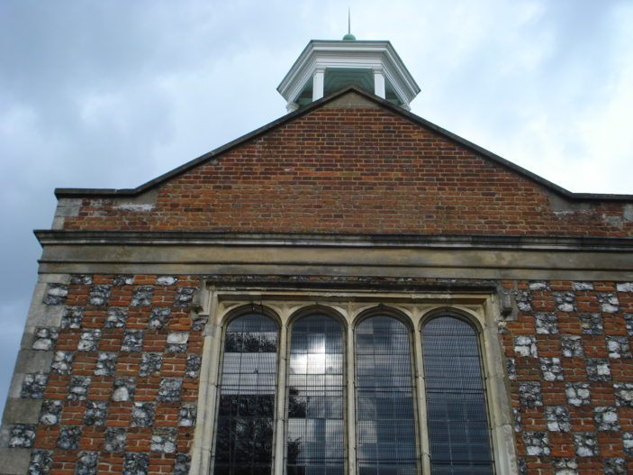Oxhey chapel | sue green