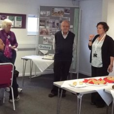 David Reidy talking about his book | Hertfordshire Libraries