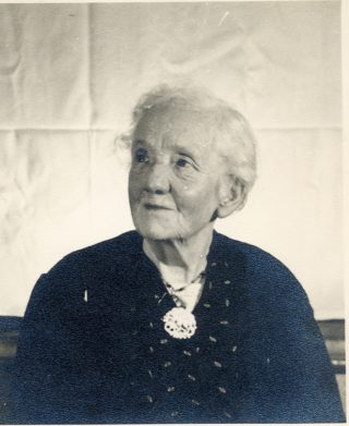 Edith Morgan | copyright Virginia Barber
