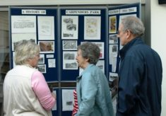 Exhibition for the station centenary
