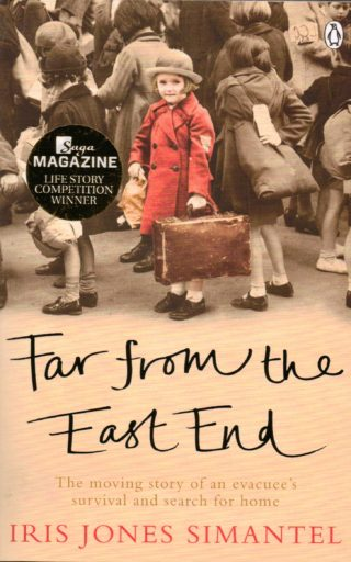 Book Cover - Far from the East End | Permission of Author