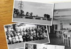 History of Hampden School - meet the author