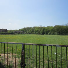 Then and Now  - Joint Schools Playing Field - Ainsdale Road - Designated for housing?