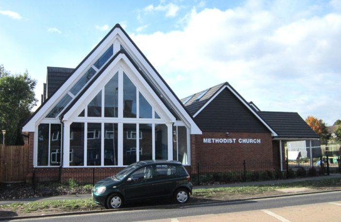 New Methodist Church - Prestwick Road | Susan Waller