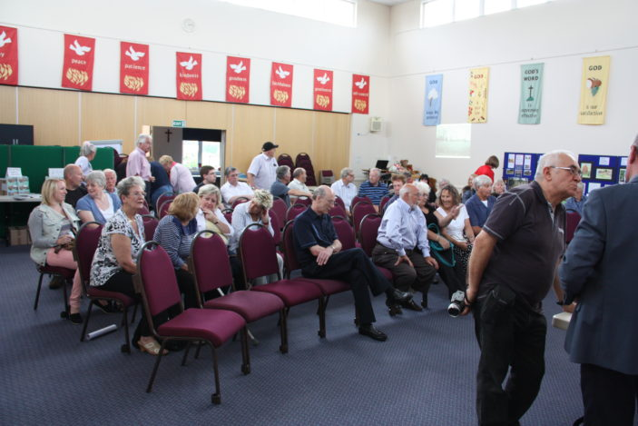 Oxhey book launch 30th June 2012 | Neil Hamilton