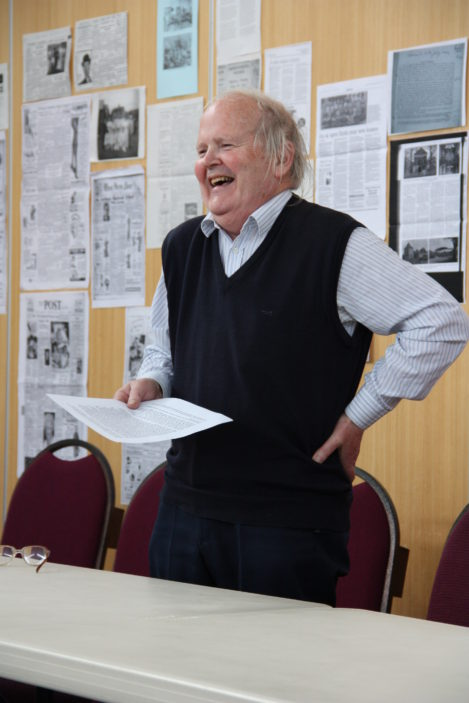 David Reidy - Editor | Neil Hamilton