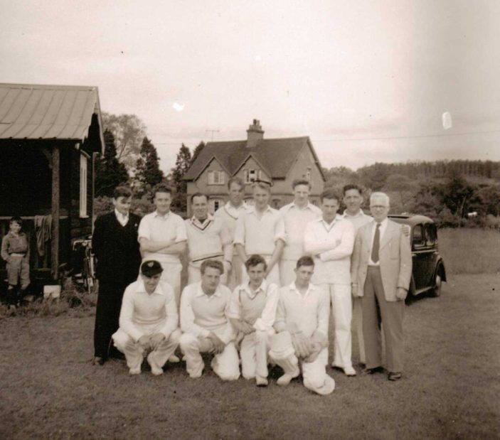 Oxhey Cricket Club
