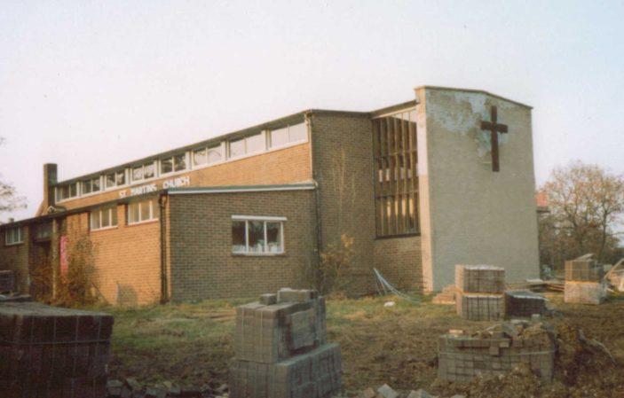 St Martins Old Church | Susan Waller (nee Davidson)