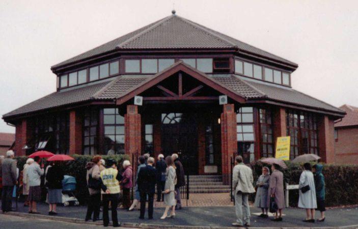 St Martins New Church | Susan Waller (nee Davidson)