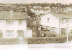 'Tin Houses' 1968 and 2013