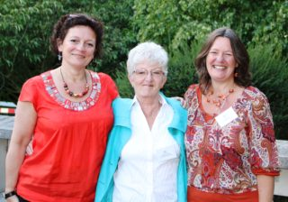 Beverley, Margaret and Liz | HAFLS
