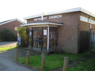 Methodist Church - 2011