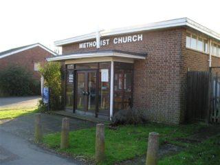 Methodist Church - Prestwick Road