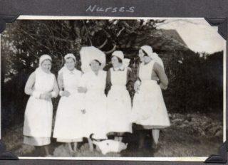 Nurses | Ruth Heuberger