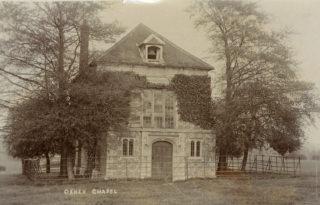 Oxhey Chapel   Hertfordshire Archives