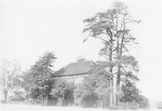 Oxhey Chapel from South East | JEK Cutts