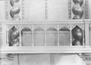Interior Altar Rails | JEK Cutts