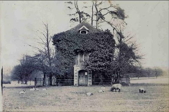 Oxhey Chapel c.1897