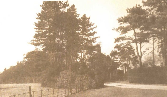 The Lodge to 'Oxhey Grange' | Original Sales Brochure 1932